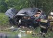 Под Аткарском 58-летний водитель BMW вылетел в кювет и погиб