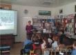 В библиотеке провели для школьников мероприятие «Боярыня Масленица»