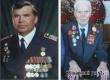 Аткарский ОМВД поздравил ветерана с Днем Победы и днем рождения