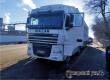 В Аткарске в кабине грузовика обнаружено тело дальнобойщика