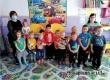 Детскому саду «Ромашка» подарили познавательные энциклопедии