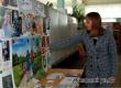 В Аткарском КЦСОН открылась выставка «Детство – это  ты и я»