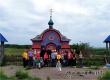 Воспитанники аткарских воскресных школ посетили старинный храм