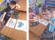 В Большой Екатериновке отметили День цветных карандашей