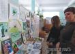 В КЦСОН развернута выставка детских работ «России-матушки солдат»