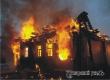 Ночной пожар оставил без дома жителя Кочетовки