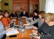 В КЦСОН прошел «круглый стол», посвященный охране труда