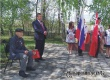 В поселке Лопуховка торжественно отметили День Победы