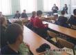 Со студентами поговорили о правилах поведения на железной дороге