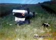 На трассе под Аткарском насмерть разбился молодой водитель