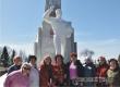 «Серебряные» волонтеры КЦСОН побывали в Парке покорителей космоса