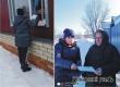 Соцработники раздали аткарчанам листовки с памятками о паводке