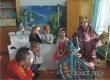 В селе Озерное школьникам рассказали об истории русской печки