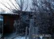 В Ершовке сгорел жилой дом на улице Школьная