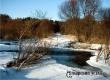 Паводок-2021. Общий подъем воды на реке Медведица составляет 10 см