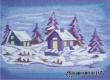 Тамара Порышева представила новое стихотворение «Зимний пейзаж»