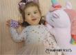 Аткарчан просят помочь больной малышке Дарине Сорокиной