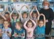 Тургеневские детсадовцы побывали на мероприятии «Просторы вселенной»