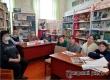 В сельской библиотеке вспомнили узников фашистских концлагерей