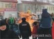 В Аткарске сожгли чучело Масленицы и встретили Весну