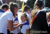 Аткарских второклассников приняли в ряды «Юной России»