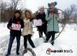 Волонтеры «Молодежь плюс» подарили аткарчанам сердечки с теплыми пожеланиями