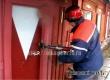 В Аткарске спасатели нашли за закрытой дверью труп пожилого мужчины